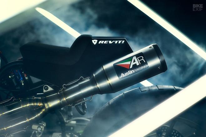 Chien binh toc do Yamaha XSR700 tro ve tu qua khu hinh anh 10