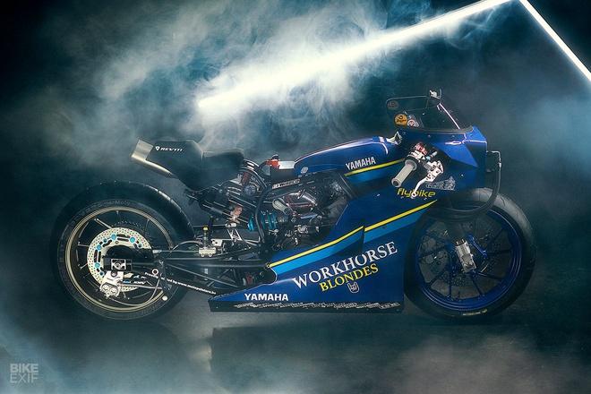 Chien binh toc do Yamaha XSR700 tro ve tu qua khu hinh anh 12