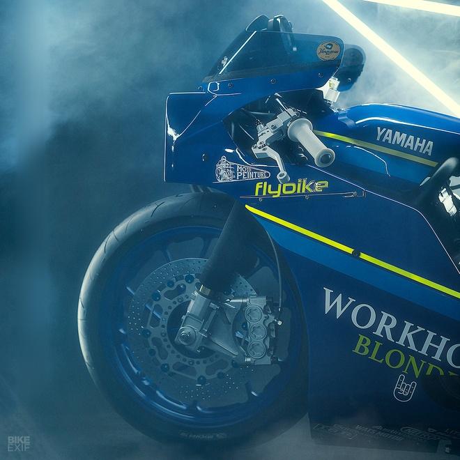 Chien binh toc do Yamaha XSR700 tro ve tu qua khu hinh anh 3