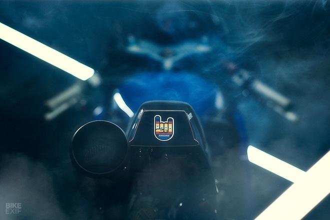 Chien binh toc do Yamaha XSR700 tro ve tu qua khu hinh anh 5