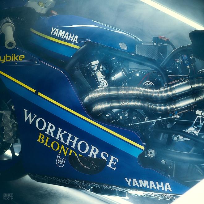 Chien binh toc do Yamaha XSR700 tro ve tu qua khu hinh anh 6