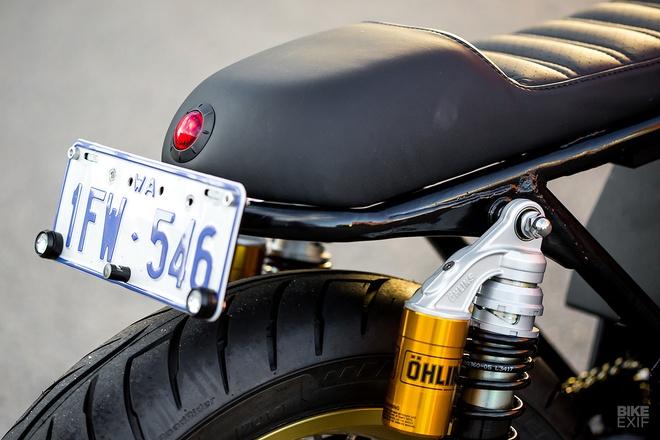 Honda CB750 phong cach cafe racer tu xu so chuot tui hinh anh 10