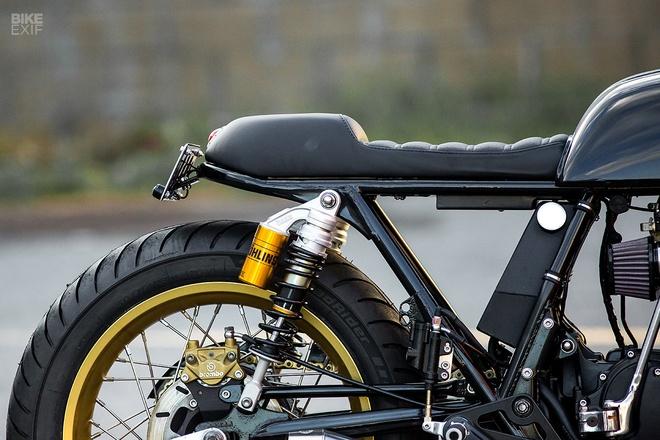 Honda CB750 phong cach cafe racer tu xu so chuot tui hinh anh 6