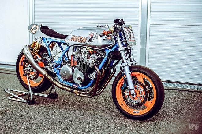 Co may toc do Honda CB900F Banzai - Bolle hinh anh 1