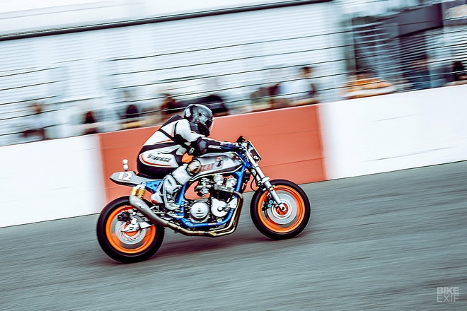 Co may toc do Honda CB900F Banzai - Bolle hinh anh 10
