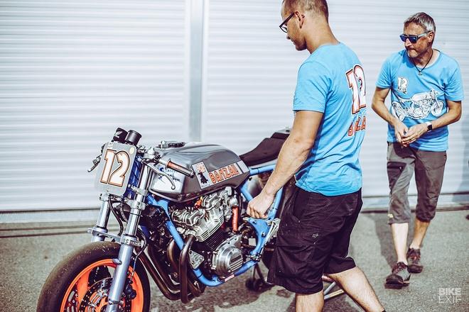 Co may toc do Honda CB900F Banzai - Bolle hinh anh 11