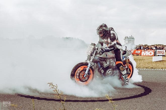 Co may toc do Honda CB900F Banzai - Bolle hinh anh 12