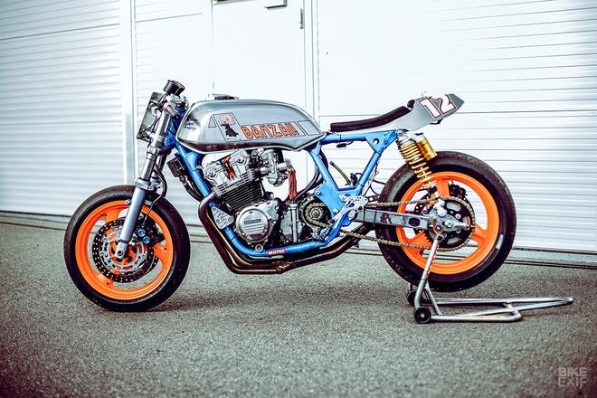 Co may toc do Honda CB900F Banzai - Bolle hinh anh