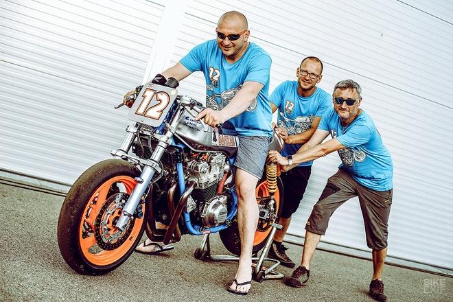 Co may toc do Honda CB900F Banzai - Bolle hinh anh 4