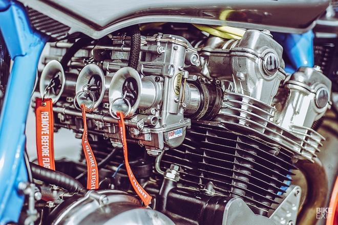 Co may toc do Honda CB900F Banzai - Bolle hinh anh 5