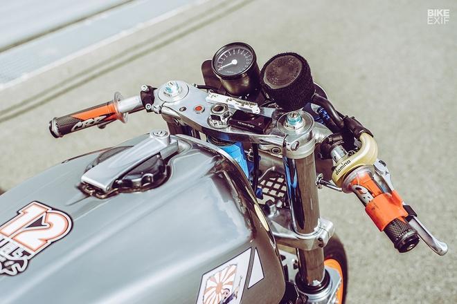 Co may toc do Honda CB900F Banzai - Bolle hinh anh 7