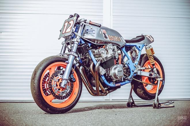 Co may toc do Honda CB900F Banzai - Bolle hinh anh 8