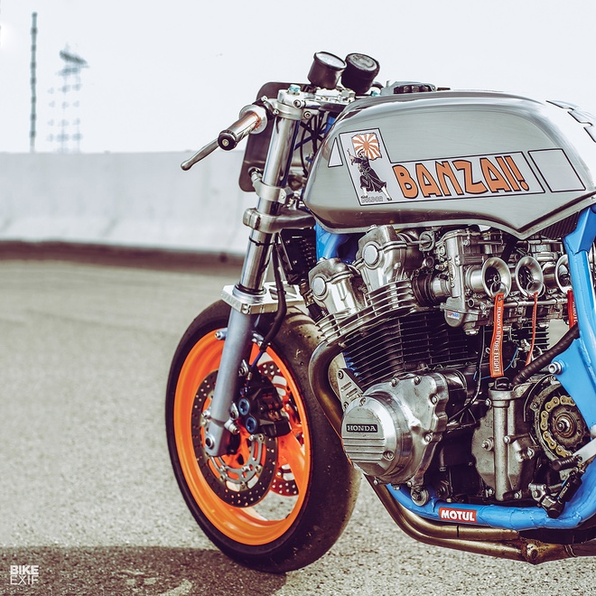 Co may toc do Honda CB900F Banzai - Bolle hinh anh 9