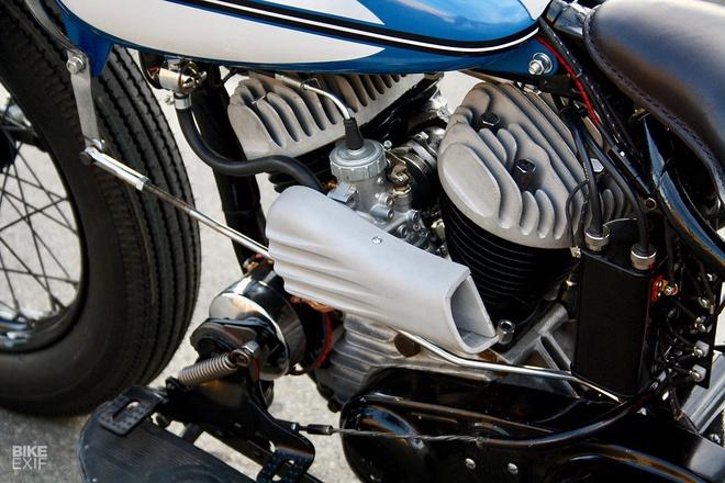 Chiec Harley-Davidson phong cach bobber doc dao hinh anh 6