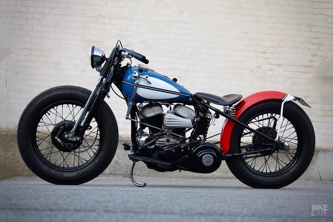 Chiec Harley-Davidson phong cach bobber doc dao hinh anh 8
