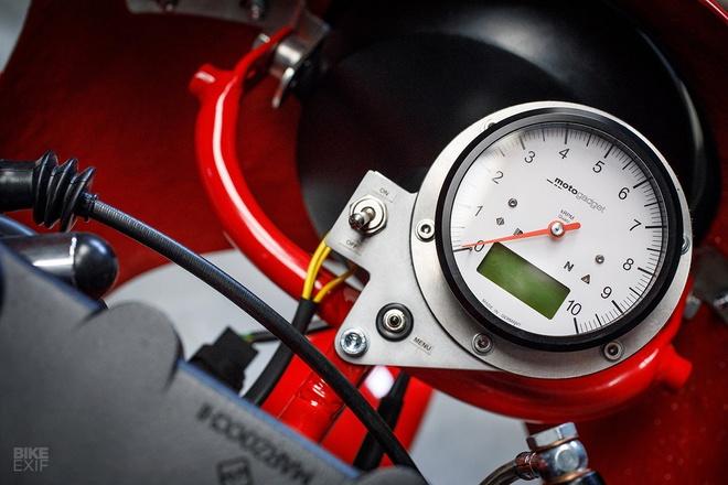 Mau do Ducati 900 SS danh rieng cho giai dua Isle of Man hinh anh 10