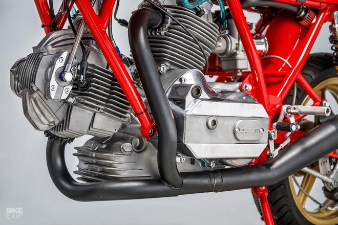 Mau do Ducati 900 SS danh rieng cho giai dua Isle of Man hinh anh 6