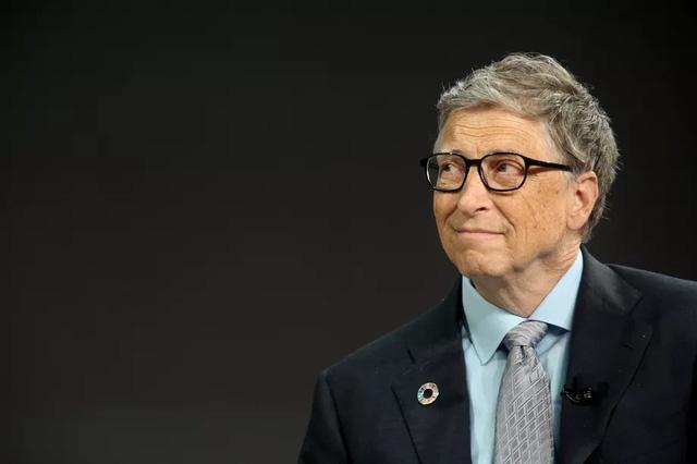Mark Zuckerberg no Bill Gates anh 1