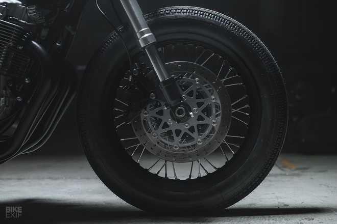 Soi den Honda CB750 tu vung Bac Au hinh anh 6