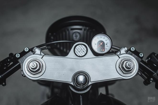 Soi den Honda CB750 tu vung Bac Au hinh anh 8
