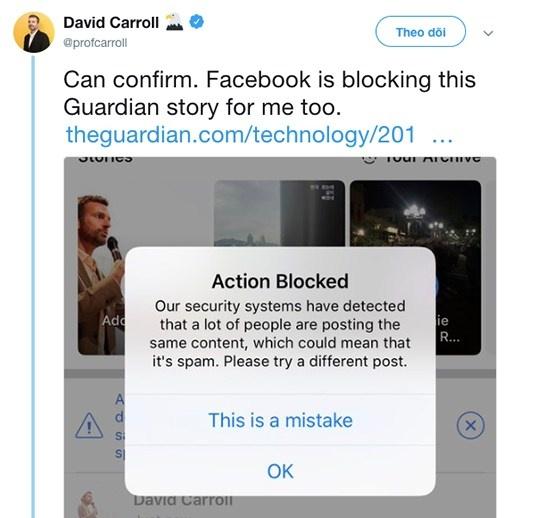 Facebook bi hack, nguoi dung gian du, nhieu dich vu anh huong hinh anh 3