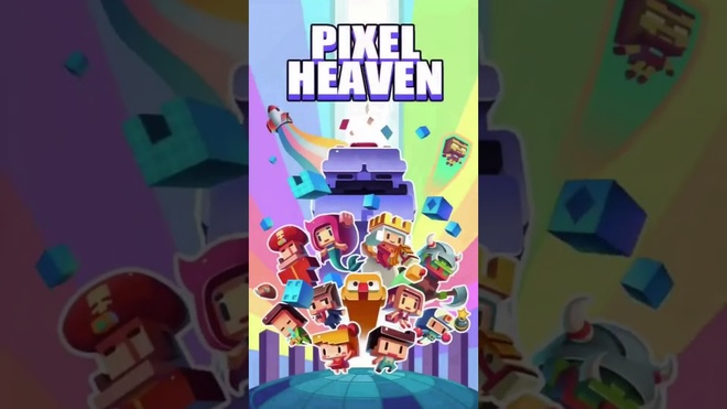Pixel Heaven: Maze Maker la tua game cho nguoi thich tu duy hinh anh