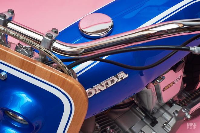 Chi tiet ngua hoang ti hon Honda SS50 tu nuoc Phap hinh anh 3
