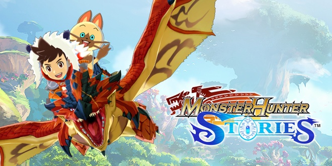 Monster Hunter Stories la tua game nhap vai hanh dong tren di dong hinh anh