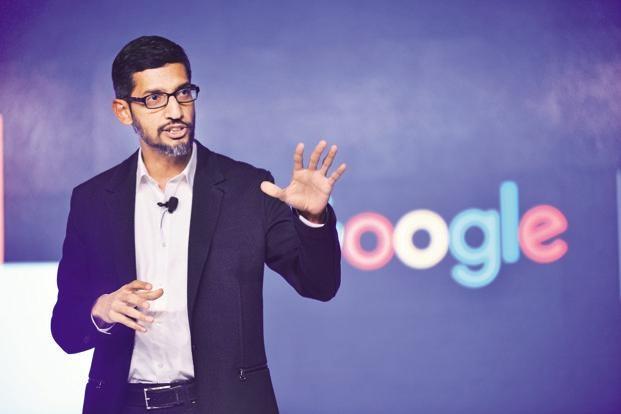 CEO Google chưa hề đưa ra một bình luận xác đáng đối với Dragonfly. Ảnh: GettyImages.
