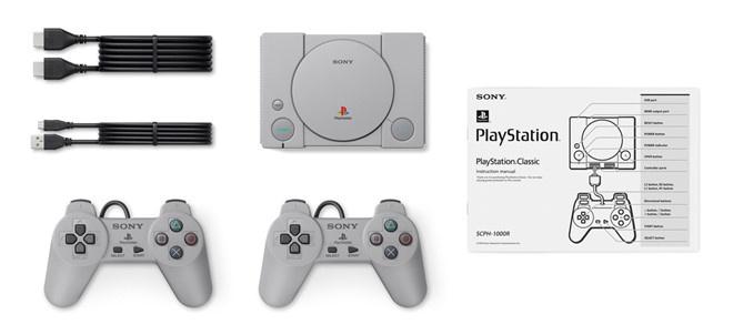 PlayStation Classic dang co gia khong the re hon hinh anh 2