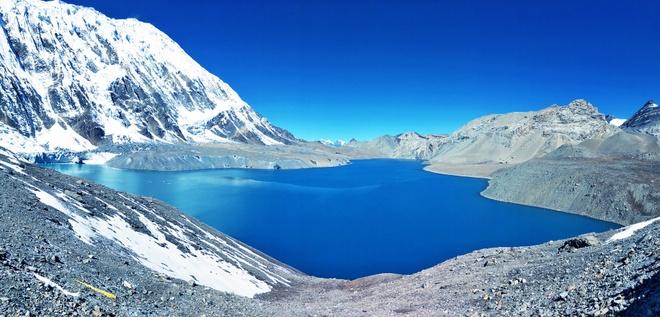 #Mytour: Nhung sac mau tuyet dieu tren hanh trinh Himalaya hinh anh