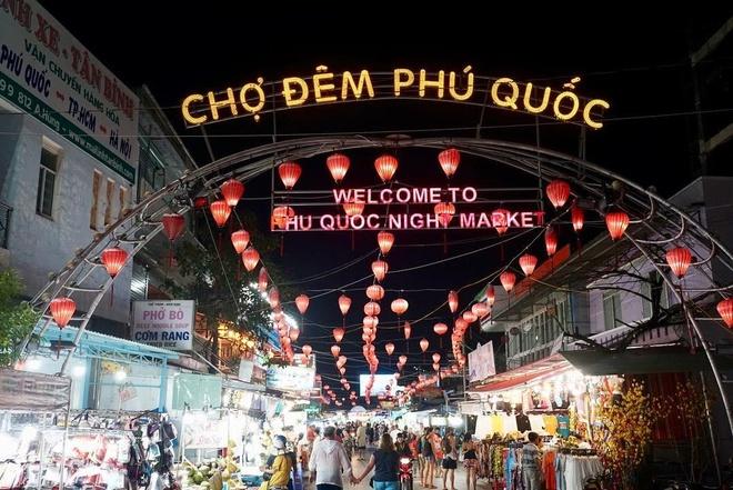 Chợ đêm Phú Quốc quyến rũ mọi tín đồ ẩm thực dịp nghỉ lễ - Địa ...