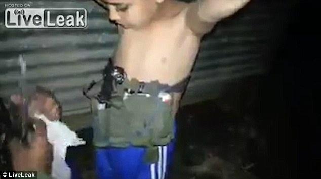 thao bom o Mosul anh 1