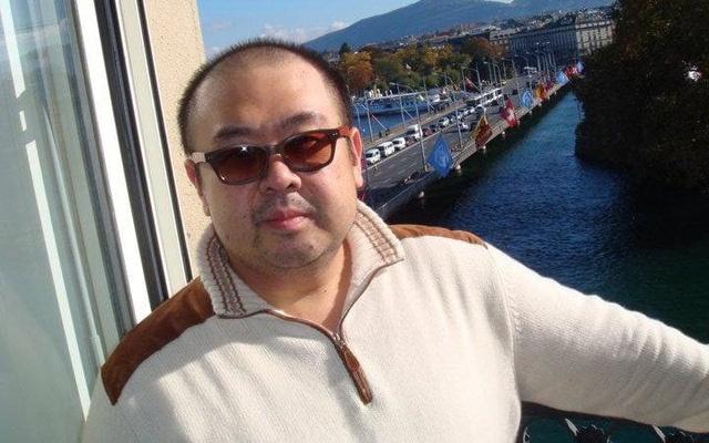 Kim Jong Nam anh 1
