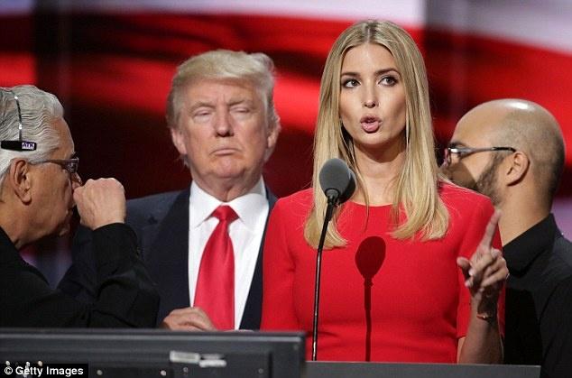 Ai nu Ivanka Trump nhu nu than trong mat nguoi Trung Quoc hinh anh 1