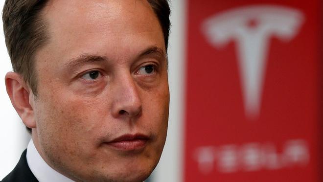 Cong ty xe dien cua Elon Musk bao lai ky luc hinh anh