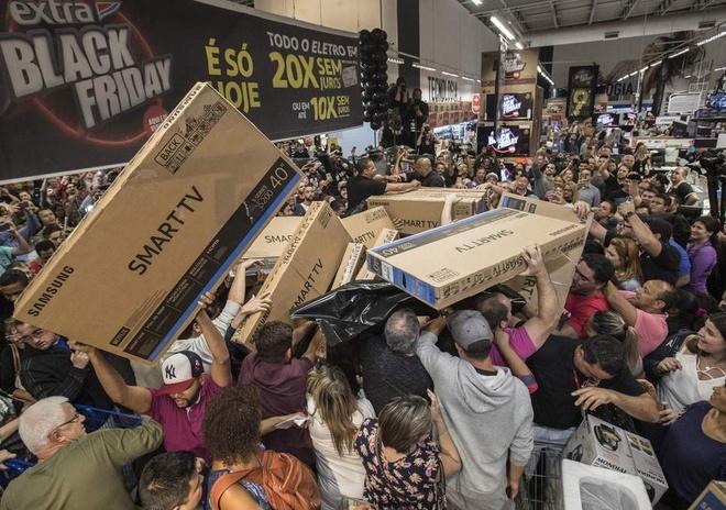 Sự kiện mua sắm trực tuyến nào có doanh thu cao nhất thế giới?