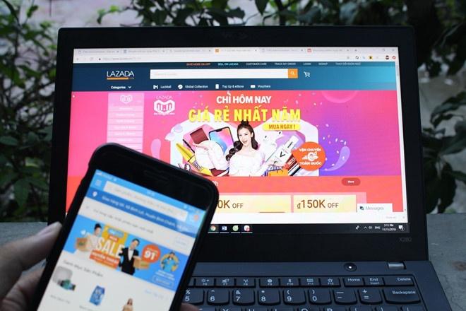 80% nguoi Viet van thanh toan bang tien mat khi mua sam online hinh anh