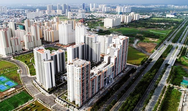 Giá nhà trung bình tại TP.HCM hơn 1.400 USD mỗi m2