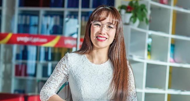 CEO Vietjet tiếp tục trong danh sách phụ nữ quyền lực nhất thế giới