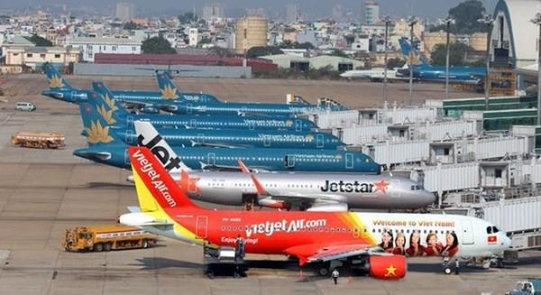 Hai tháng trước Tết, vé máy bay đã hết trên nhiều chặng