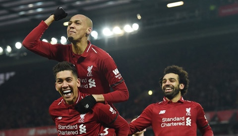 Liverpool se la doi bong dau tien co lai rong hon 100 trieu euro hinh anh