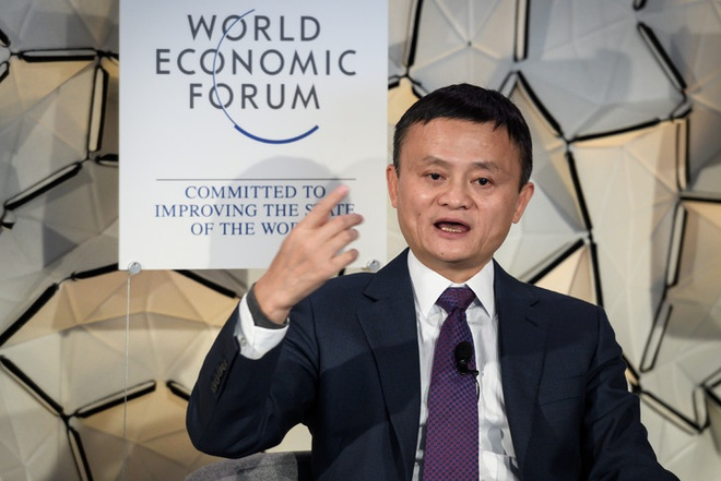 Jack Ma: Cong nghe co the dan den cuoc chien tranh the gioi moi hinh anh