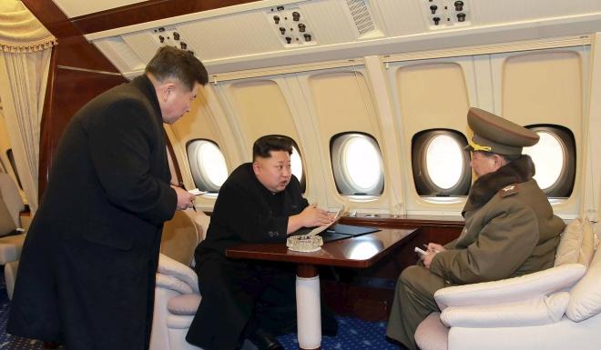 Can canh chuyen co 'lon tuoi' cua ong Kim Jong Un hinh anh 5