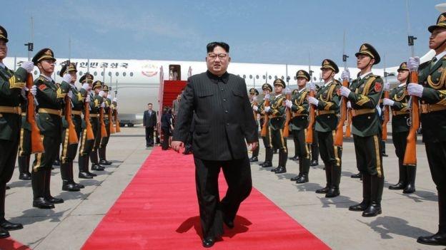 Can canh chuyen co 'lon tuoi' cua ong Kim Jong Un hinh anh 8