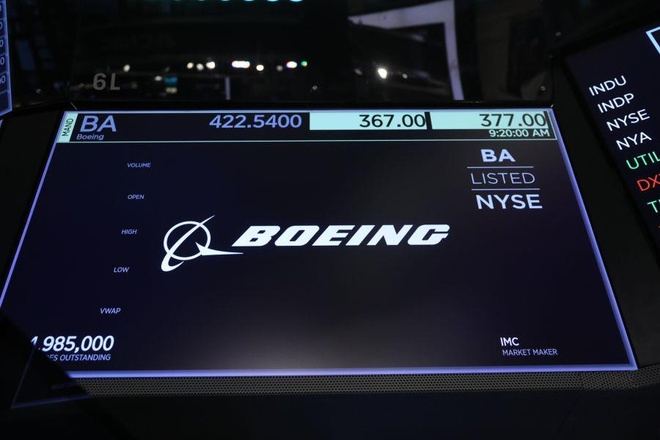 Von hoa Boeing 'boc hoi' hon 25 ty USD sau tai nan may bay o Ethiopia hinh anh 1