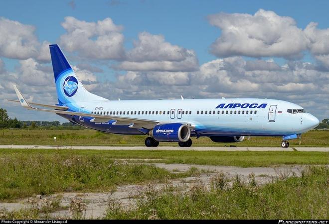 Boeing 737 ha canh khan cap o Nga vi nghi dong co gap van de hinh anh 1