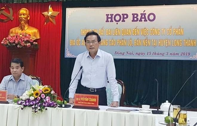 Dong Nai xu ly Cong ty Alibaba ban du an ao hinh anh 1