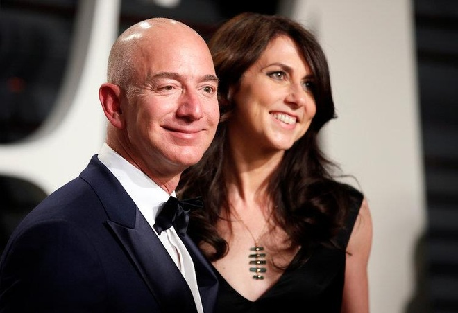 35 ty USD ma vo cu cua Jeff Bezos duoc chia nhieu den muc nao? hinh anh