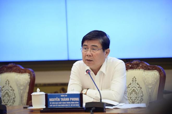 Chủ tịch TP.HCM nói gì khi ông Đoàn Ngọc Hải từ chức sau vài tiếng